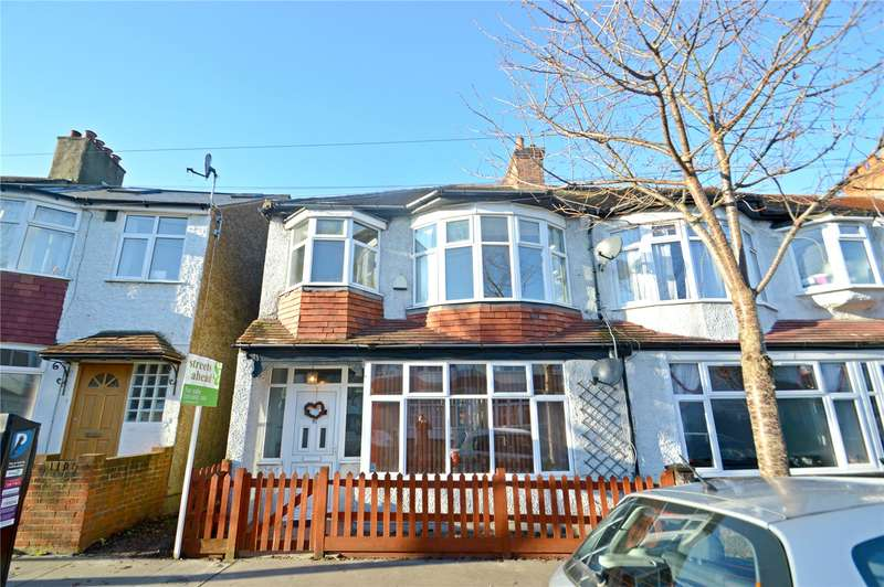 3 Bedrooms End Of Terrace House for sale in Addiscombe Court Road, Croydon