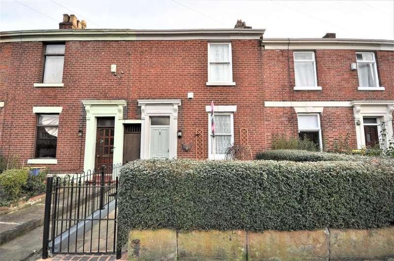 3 Bedrooms Terraced House for sale in St. Ignatius Square, Preston, Lancashire, PR1 1TT