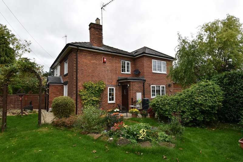 3 Bedrooms Semi Detached House for sale in Droitwich Road, Fernhill Heath, Worcester, WR3