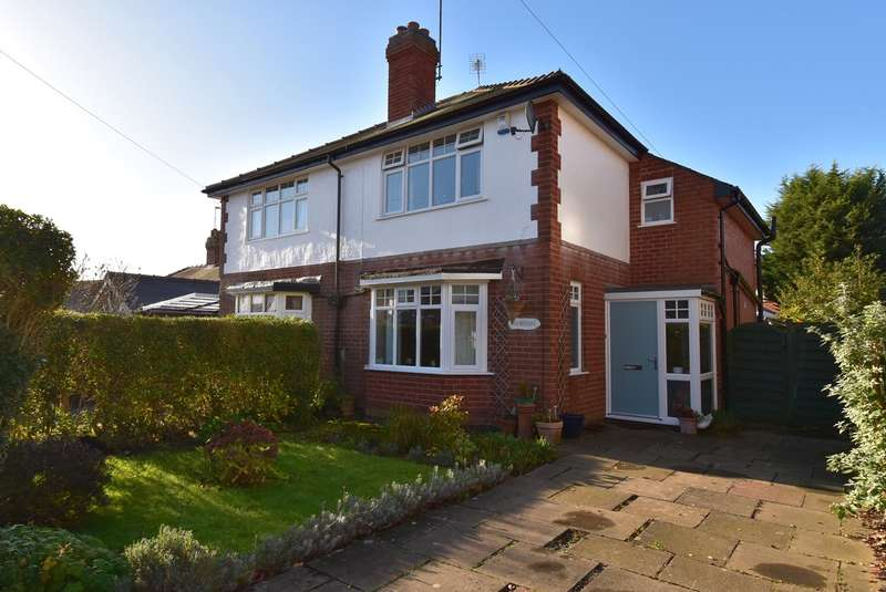 3 Bedrooms Semi Detached House for sale in Princes Avenue, Droitwich, Worcestershire, WR9
