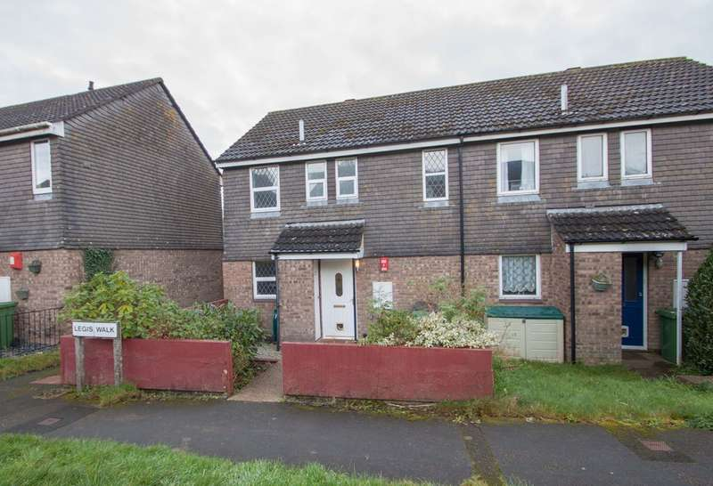 3 Bedrooms End Of Terrace House for sale in Roborough, Plymouth