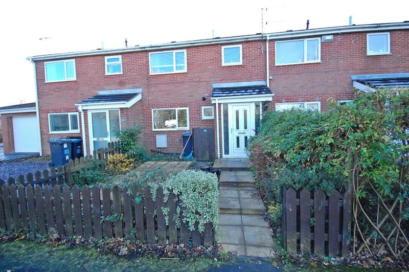 3 Bedrooms Terraced House for sale in Rowan Drive, Brasside, Durham