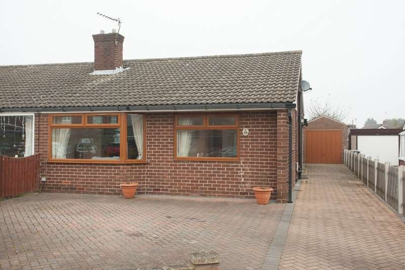 2 Bedrooms Bungalow for sale in Fernway, York, YO10