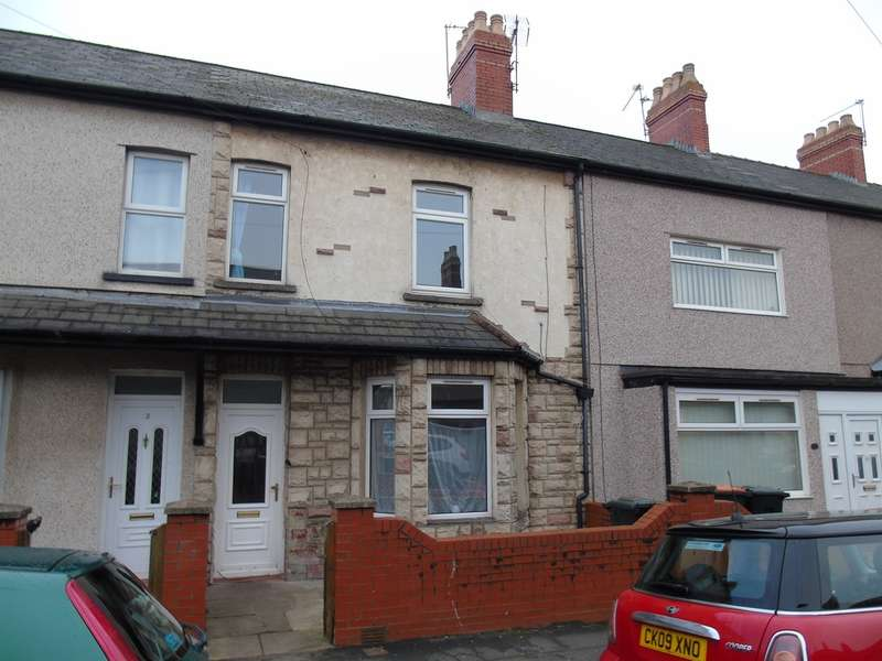 3 Bedrooms Terraced House for sale in Gaskell Street, Newport