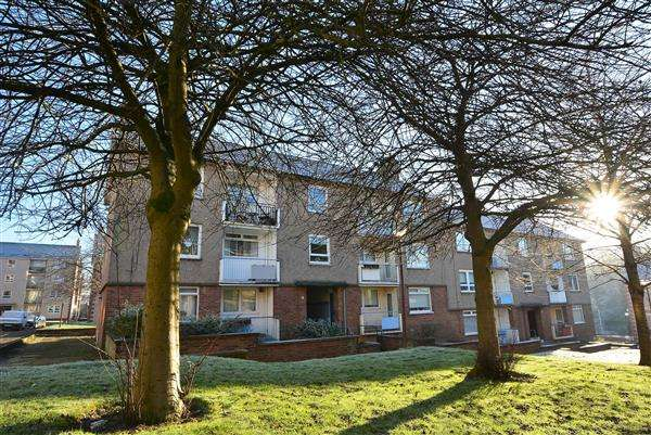 2 Bedrooms Flat for sale in Dodside Place, Sandyhills, G32