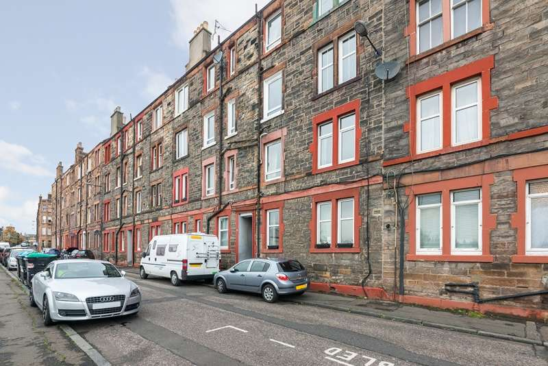 1 Bedroom Flat for sale in Hawthornvale, Newhaven, Edinburgh, EH6 4JW