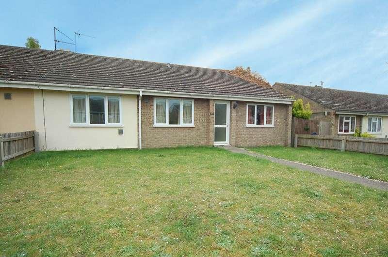 4 Bedrooms Semi Detached Bungalow for sale in North Road, Lakenheath, Brandon
