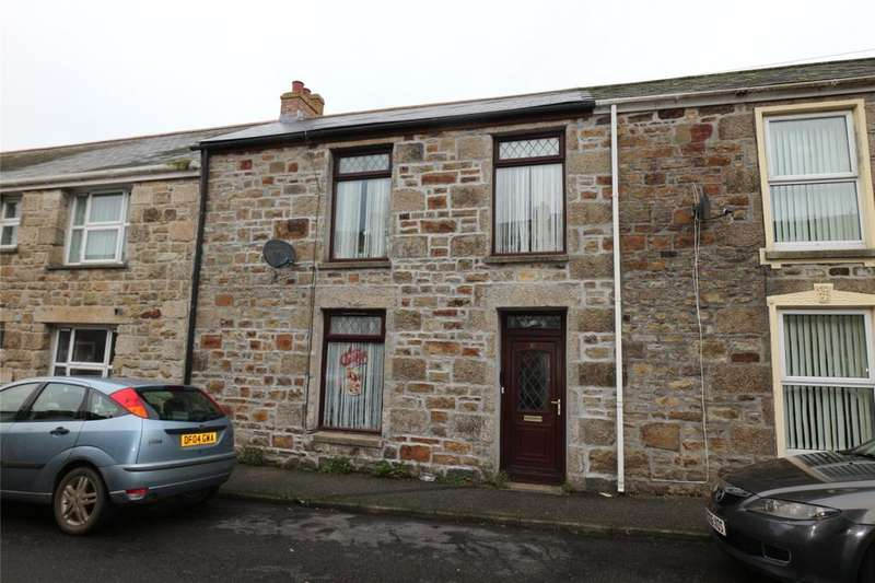 3 Bedrooms Terraced House for sale in Moor Street, Camborne