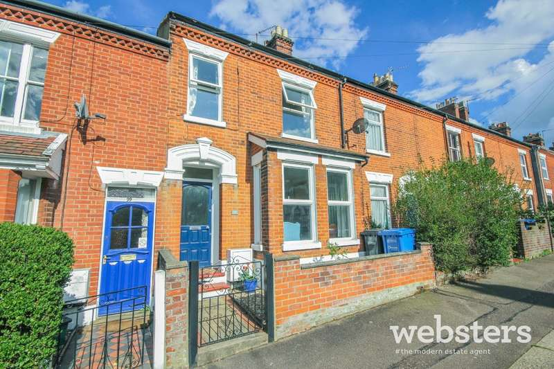 3 Bedrooms Terraced House for sale in Lincoln Street, Norwich NR2