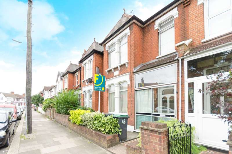 3 Bedrooms House for sale in Boreham Road, Wood Green, N22