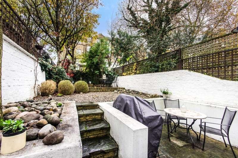 3 Bedrooms Flat for sale in Fawcett Street, Chelsea, SW10