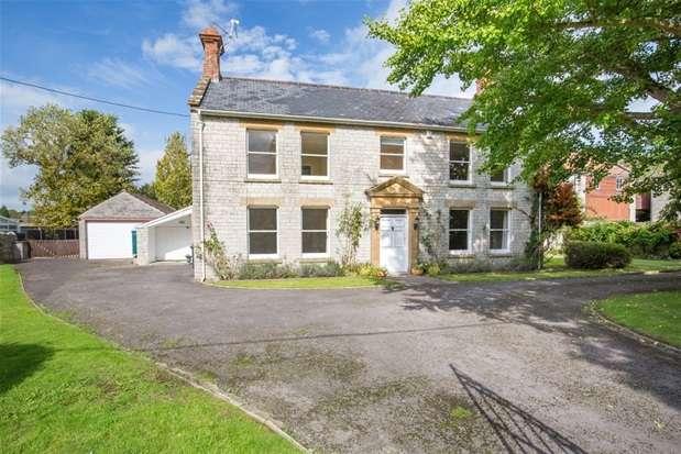 7 Bedrooms Detached House for rent in Back Street, West Camel, Yeovil