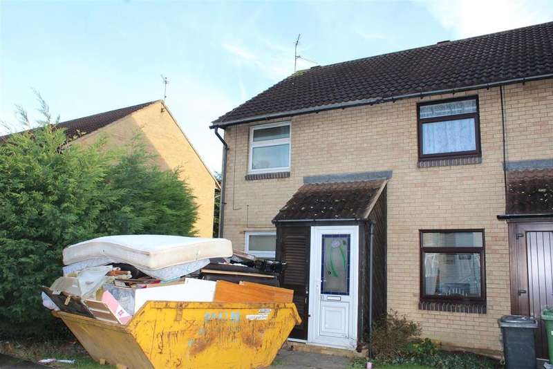 2 Bedrooms End Of Terrace House for sale in Marholm Road, Walton, Peterborough