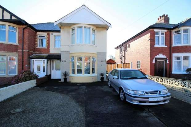 1 Bedroom Flat for sale in Mossom Lane, Thornton-Cleveleys, FY5