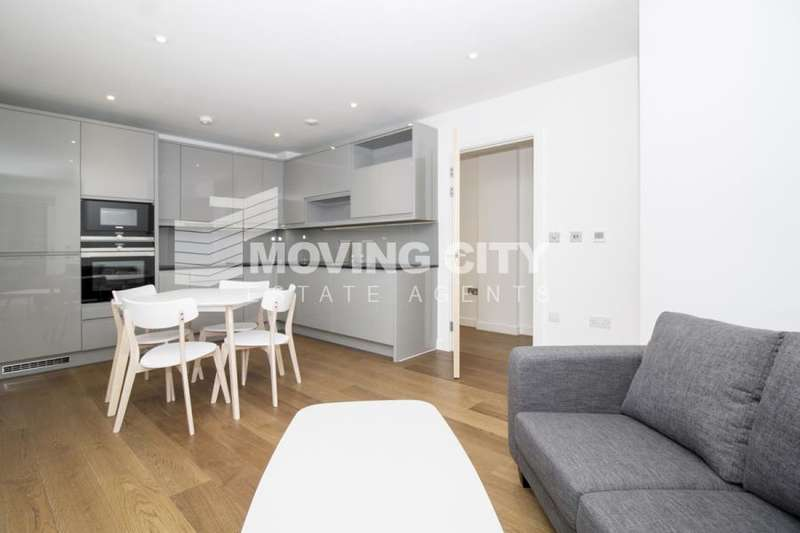 2 Bedrooms Flat for sale in Reverence House, Colindale Gardens, NW9