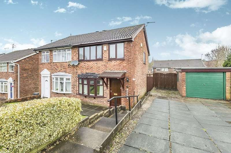 3 Bedrooms Semi Detached House for rent in Abbey Dale, Appley Bridge, Wigan, WN6
