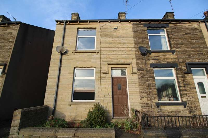 2 Bedrooms Terraced House for sale in St. Peg Lane, Cleckheaton, BD19