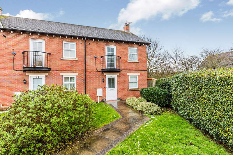 1 Bedroom Property for sale in Glamorgan Way, Church Gresley, Swadlincote, DE11