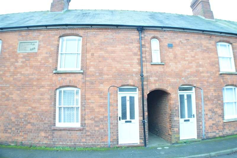 2 Bedrooms Terraced House for rent in St Andrews Street, Heckington