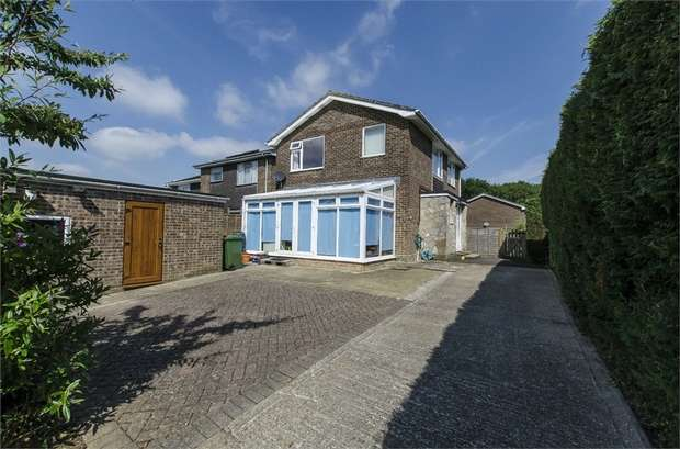 3 Bedrooms Detached House for sale in Camelia Grove, Fair Oak, EASTLEIGH, Hampshire