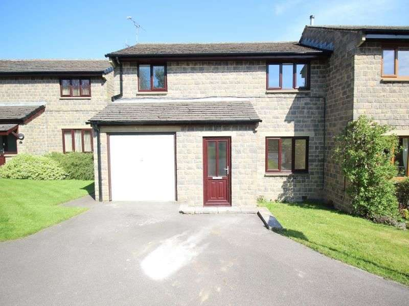 3 Bedrooms Semi Detached House for rent in Turnpike Croft, Grenoside, Sheffield, S35