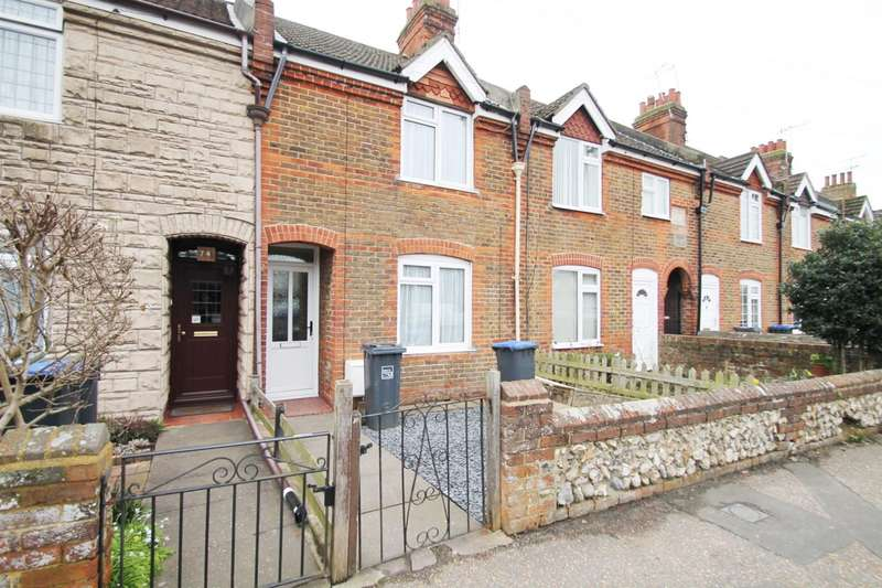 3 Bedrooms Terraced House for rent in Sompting Road, Worthing