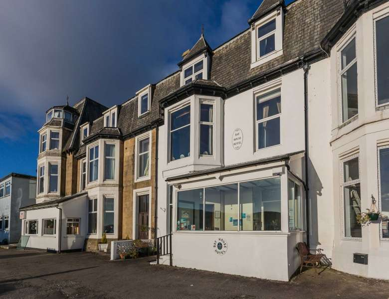 7 Bedrooms Hotel Commercial for sale in , 56 Victoria Parade, Dunoon, Argyll, PA23 7HU