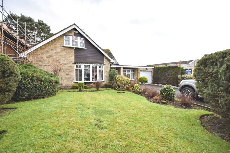4 Bedrooms Detached House for sale in TOWERS CLOSE, POYNTON