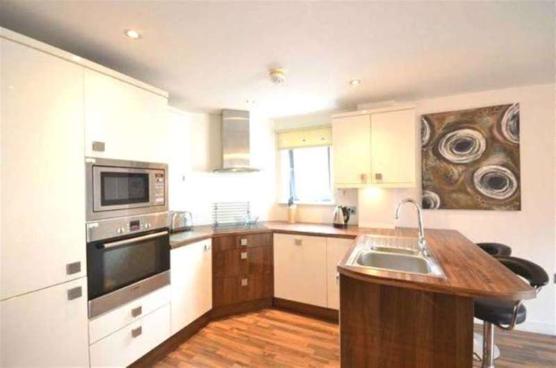 2 Bedrooms Apartment Flat for sale in Park Place, Islington