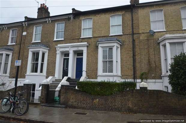 4 Bedrooms Terraced House for sale in Forest Road, London Fields, E8