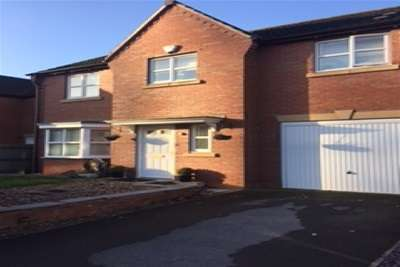 4 Bedrooms Detached House for rent in Tom Blower Close, FERNWOOD SCHOOL CATCHMENT, NG8