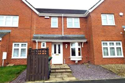 2 Bedrooms Terraced House for rent in Galloway Road, Gateshead