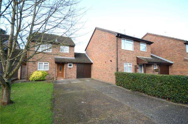 3 Bedrooms Link Detached House for sale in Willowside, Woodley, Reading