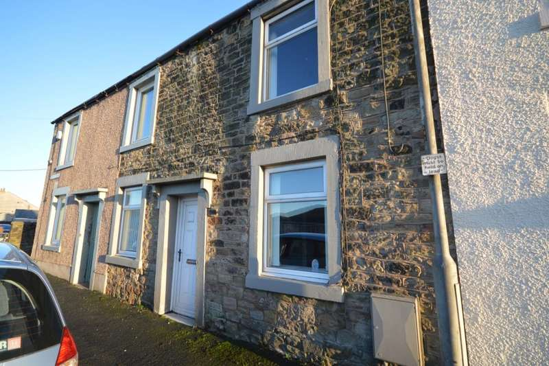 2 Bedrooms Property for sale in Lonsdale Terrace, Dearham, Maryport, CA15