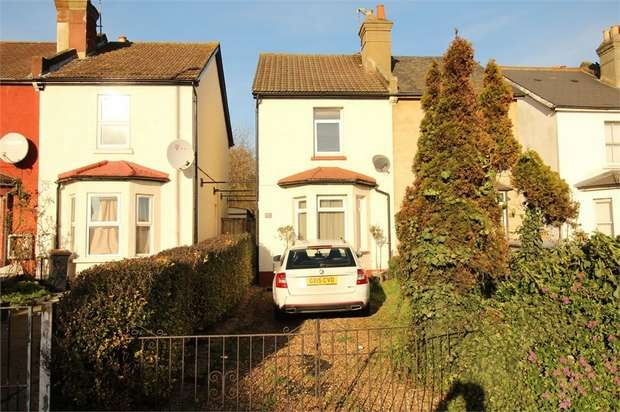 3 Bedrooms Semi Detached House for sale in Whitehorse Lane, South Norwood, London