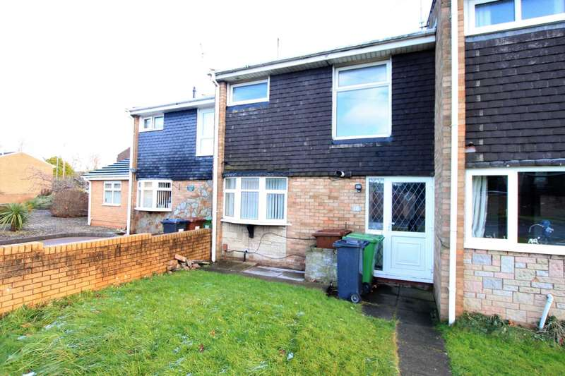 3 Bedrooms Semi Detached House for rent in Johnson Road, Darlaston