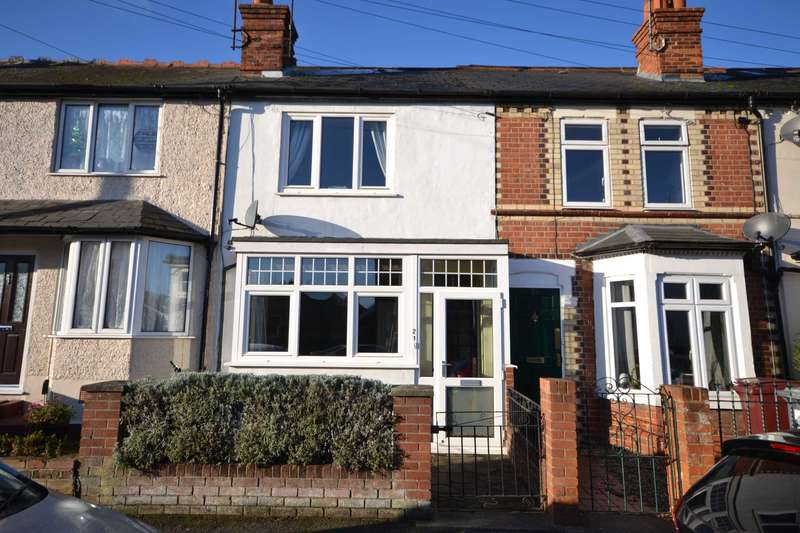 2 Bedrooms Terraced House for sale in St. John`s Road, Caversham