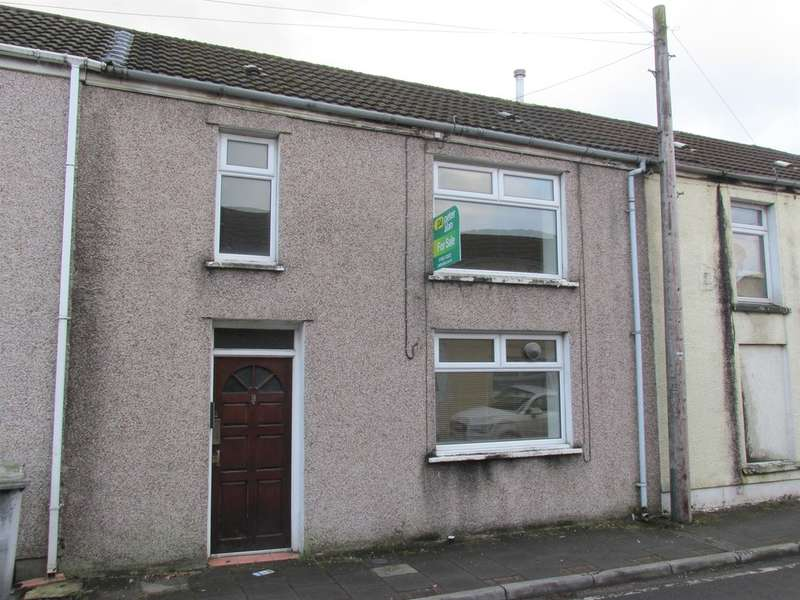 2 Bedrooms Terraced House for sale in Oxford Street, Aberdare