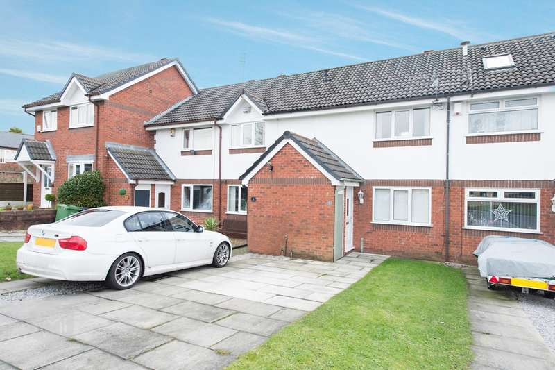 2 Bedrooms Terraced House for sale in Highfield Drive, Farnworth, Bolton, BL4