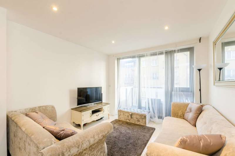 2 Bedrooms Flat for sale in Harford Street, Stepney, E1