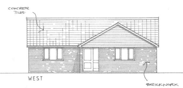 2 Bedrooms Detached Bungalow for sale in Deverill Road, Warminster