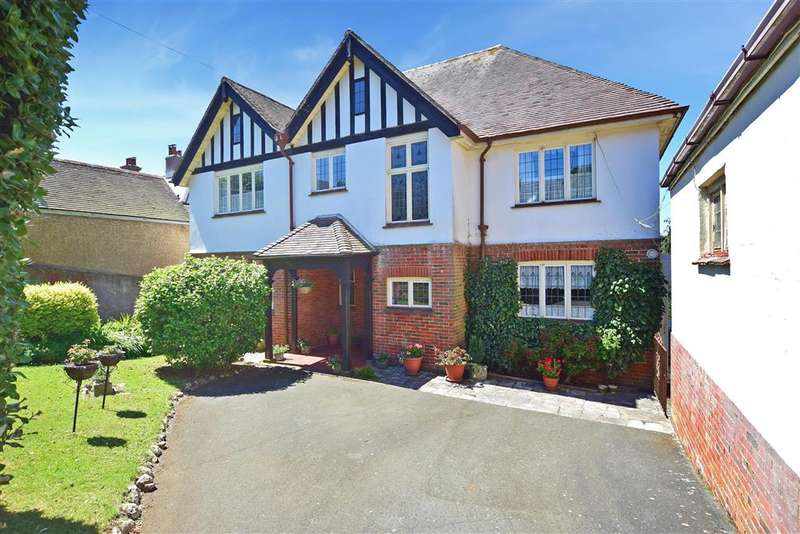 5 Bedrooms Detached House for sale in Nunwell Street, , Sandown, Isle of Wight