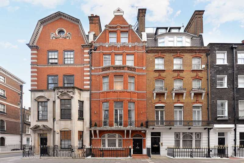 6 Bedrooms House for sale in Welbeck Street, Marylebone W1