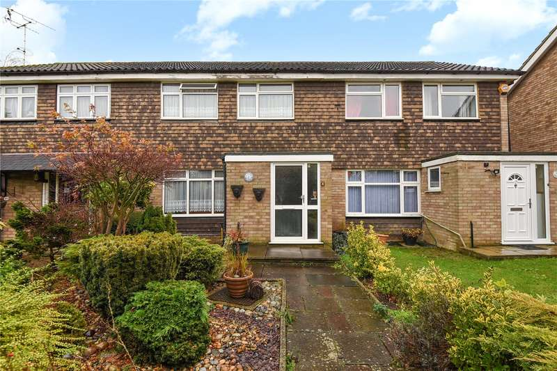 3 Bedrooms Terraced House for sale in Allerford Court, Harrow, Middlesex, HA2