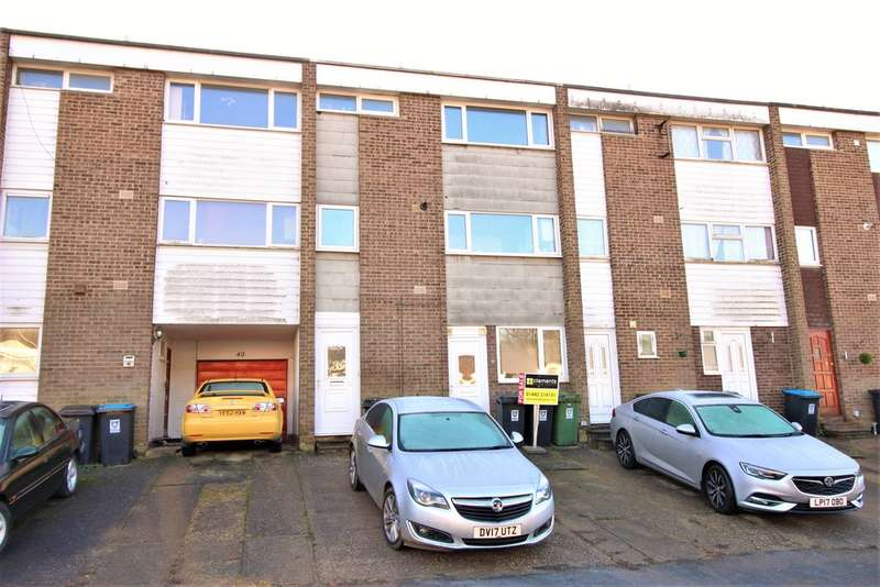 1 Bedroom Ground Maisonette Flat for sale in Highfield, Hemel Hempstead