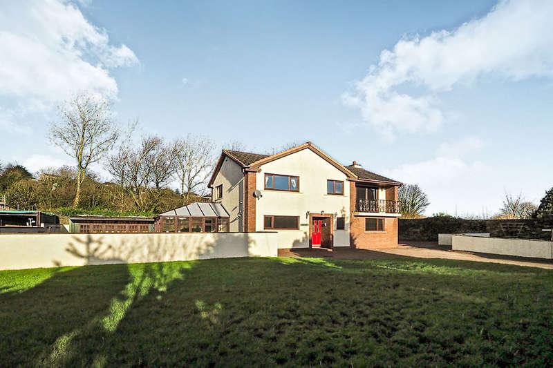 5 Bedrooms Detached House for rent in Barepot, Workington, CA14