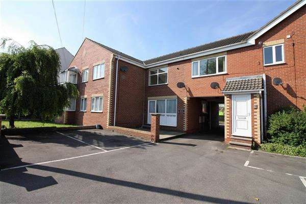 1 Bedroom Apartment Flat for rent in Manchester House, 16 Skellow Road, Doncaster