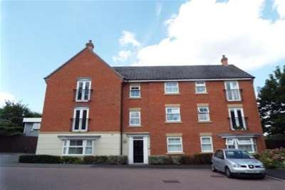 2 Bedrooms Flat for rent in Pitchcome Close, Lodge Park
