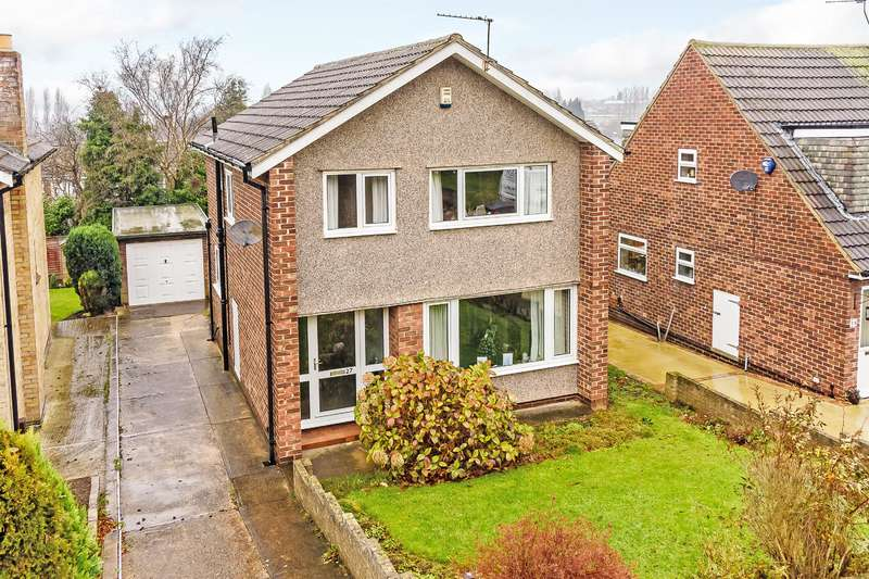 3 Bedrooms Detached House for sale in Acaster Drive, Garforth, Leeds, LS25 2BH
