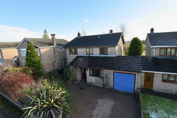 4 Bedrooms Detached House for sale in Vicarage Close, Ravensden, Bedford